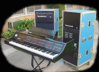 Synclavier Tapeless Studio in classic PSxx ATS enclosures